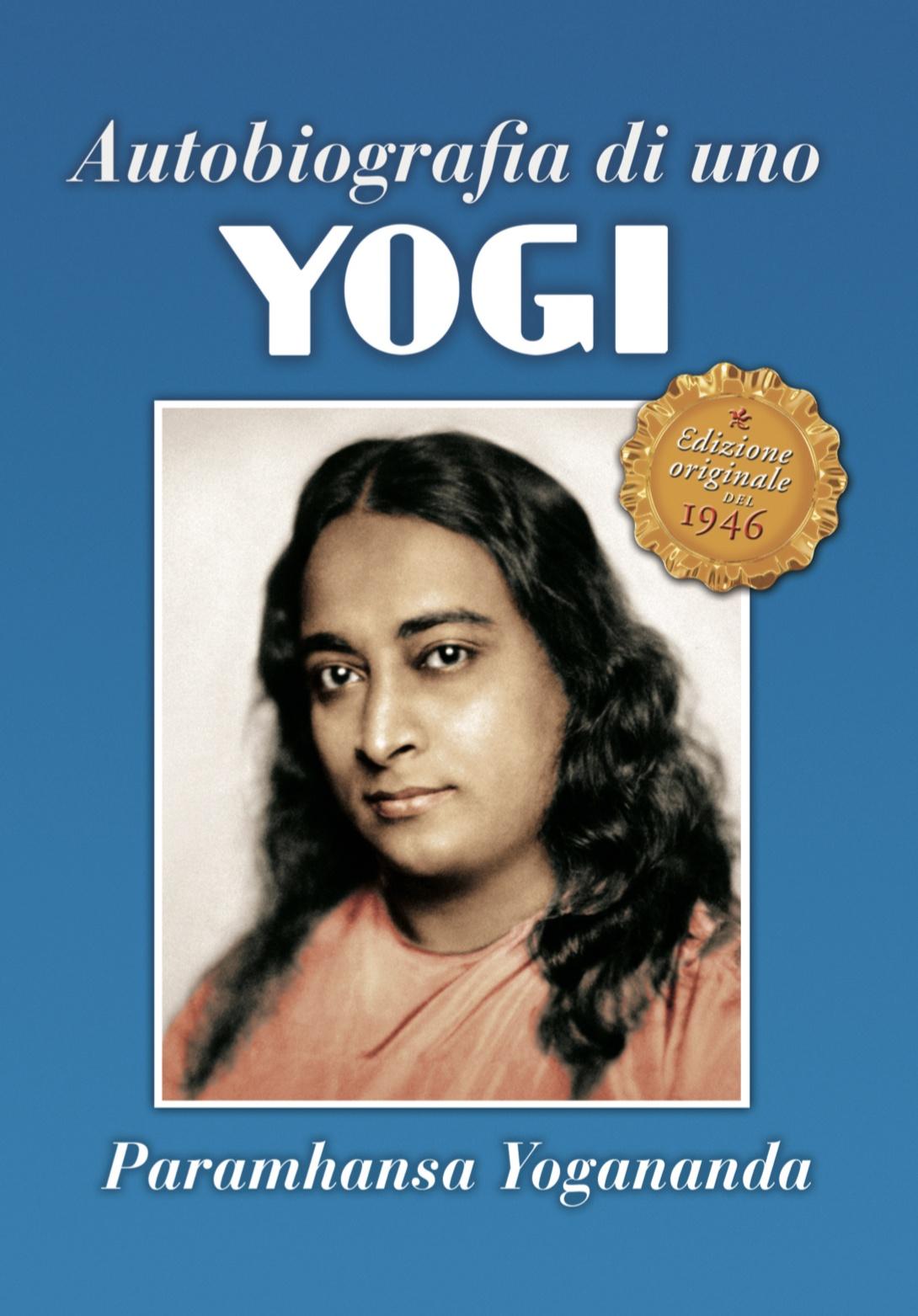 83188R Autobiografia di uno yogi NE cover