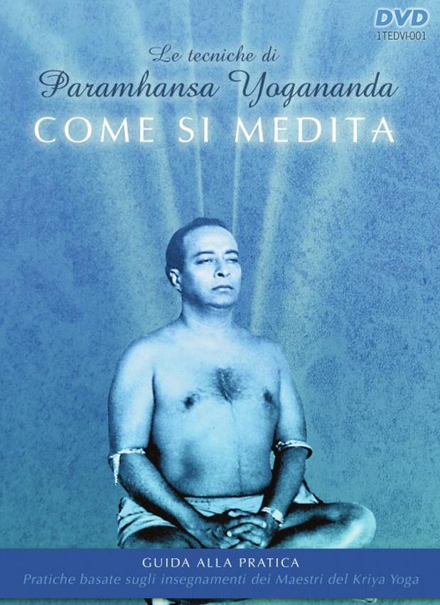 Come-si-medita—Hong-So-di-Yogananda–DVD