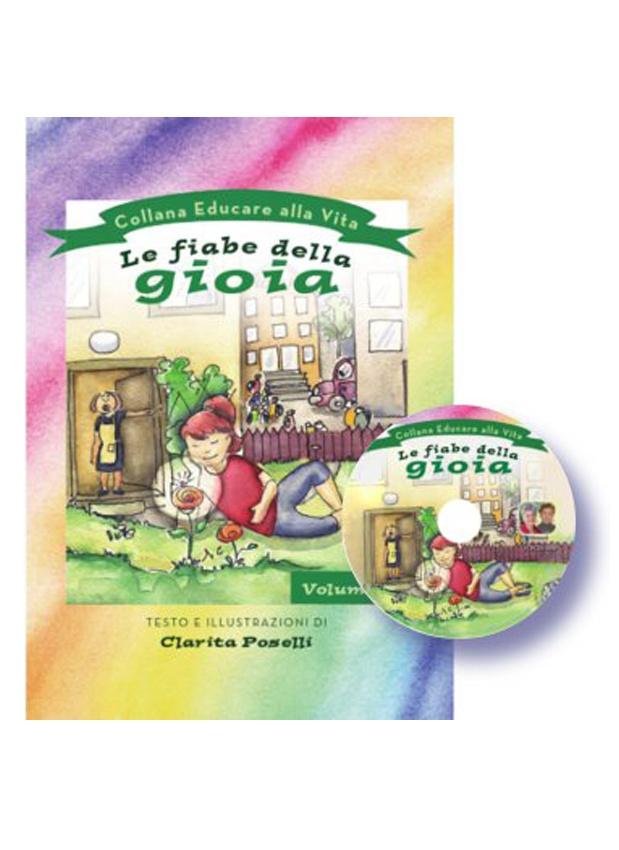 Le fiabe della Gioia – volume 4 – con CD