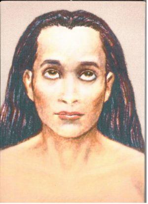 Ritratto su tela di Babaji-0