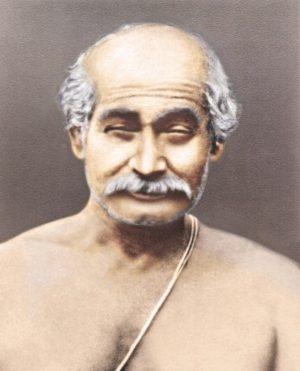 Ritratto di Lahiri Mahasaya-0