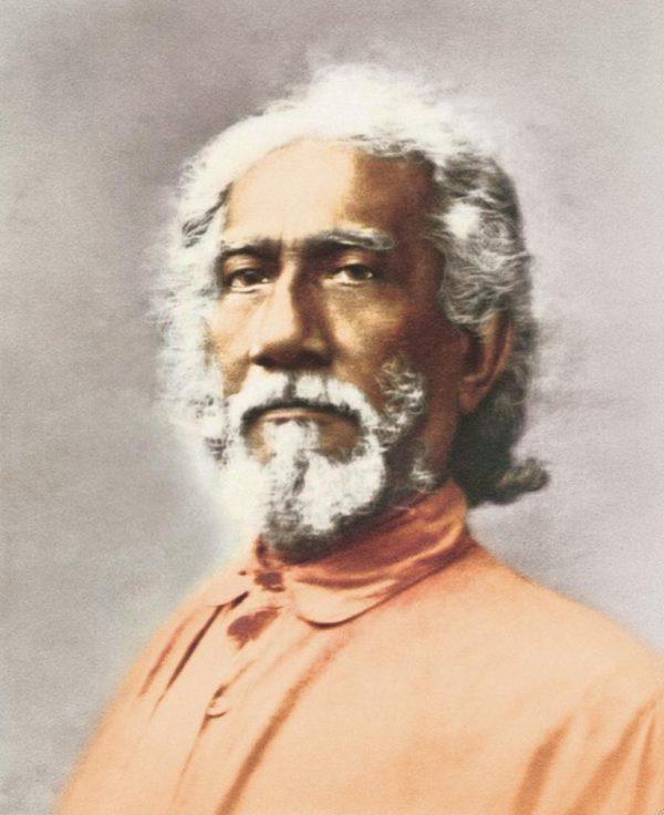 Ritratto di Sri Yukteswar-0