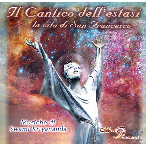 Il Cantico dell'estasi_Musica InArmonia_Cover