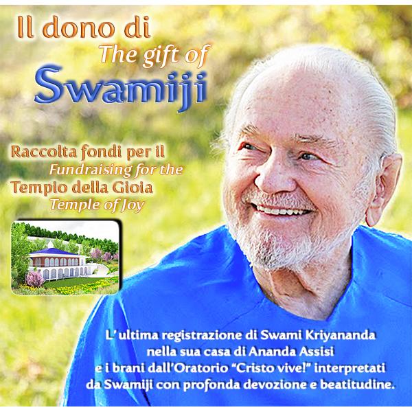 Il dono di Swamiji_Musica InArmonia_Cover