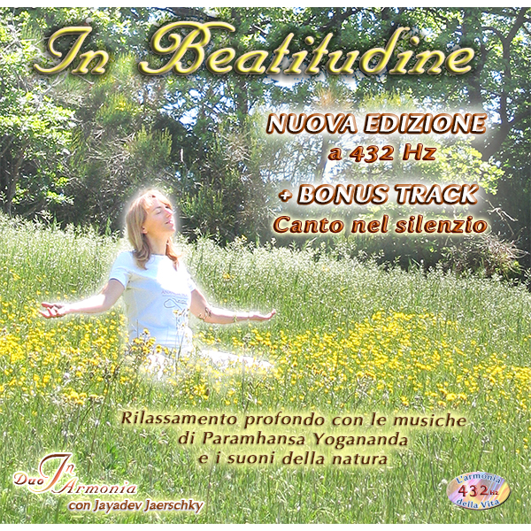In Beatitudine_Musica InArmonia_Cover