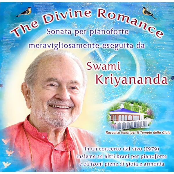 The Divine Romance_Musica_InArmonia_Cover