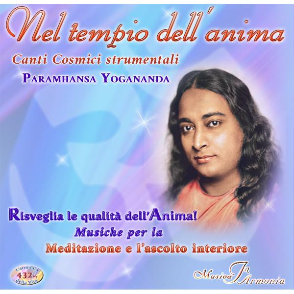 Nel tempio dell'anima Musica InArmonia Cover